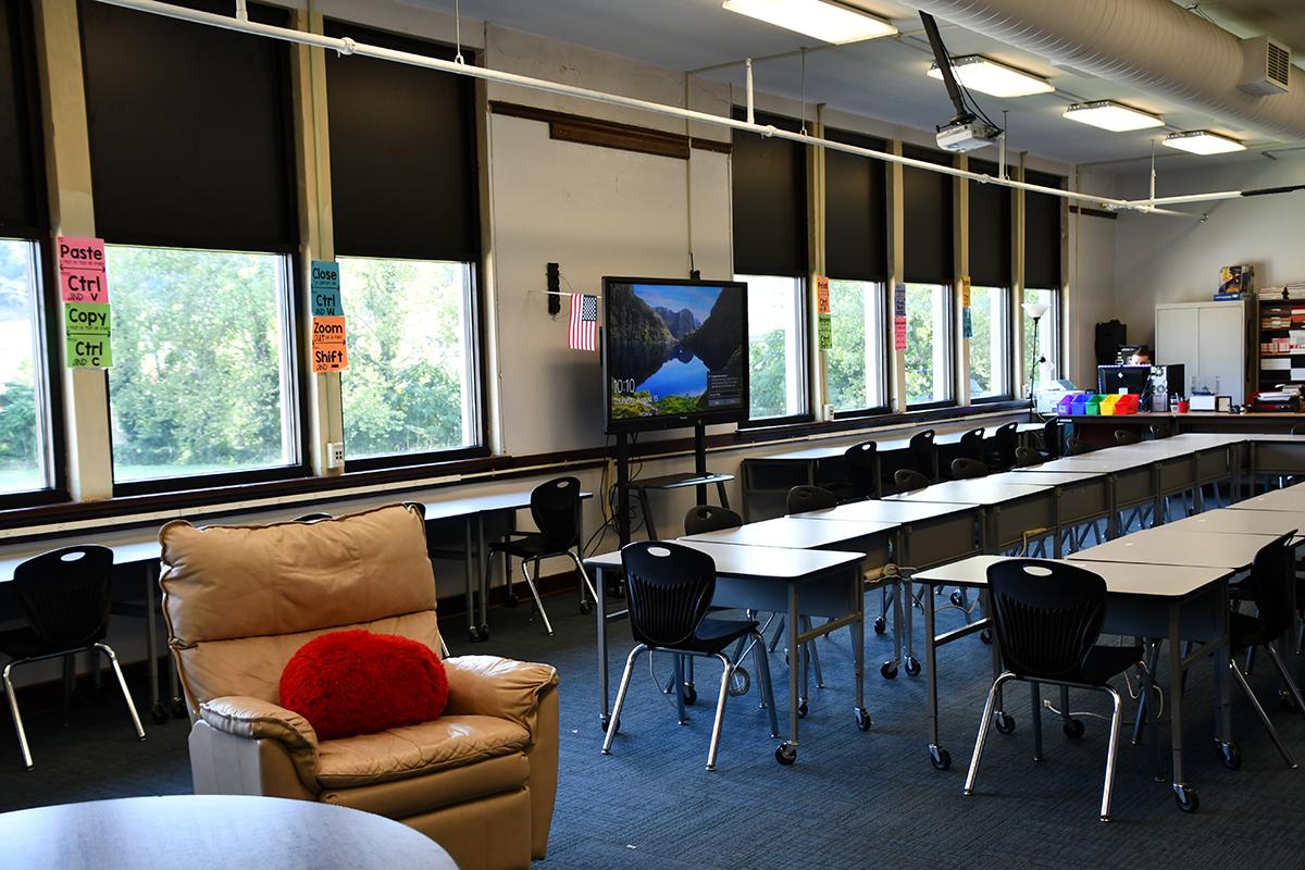 Media Center renovations