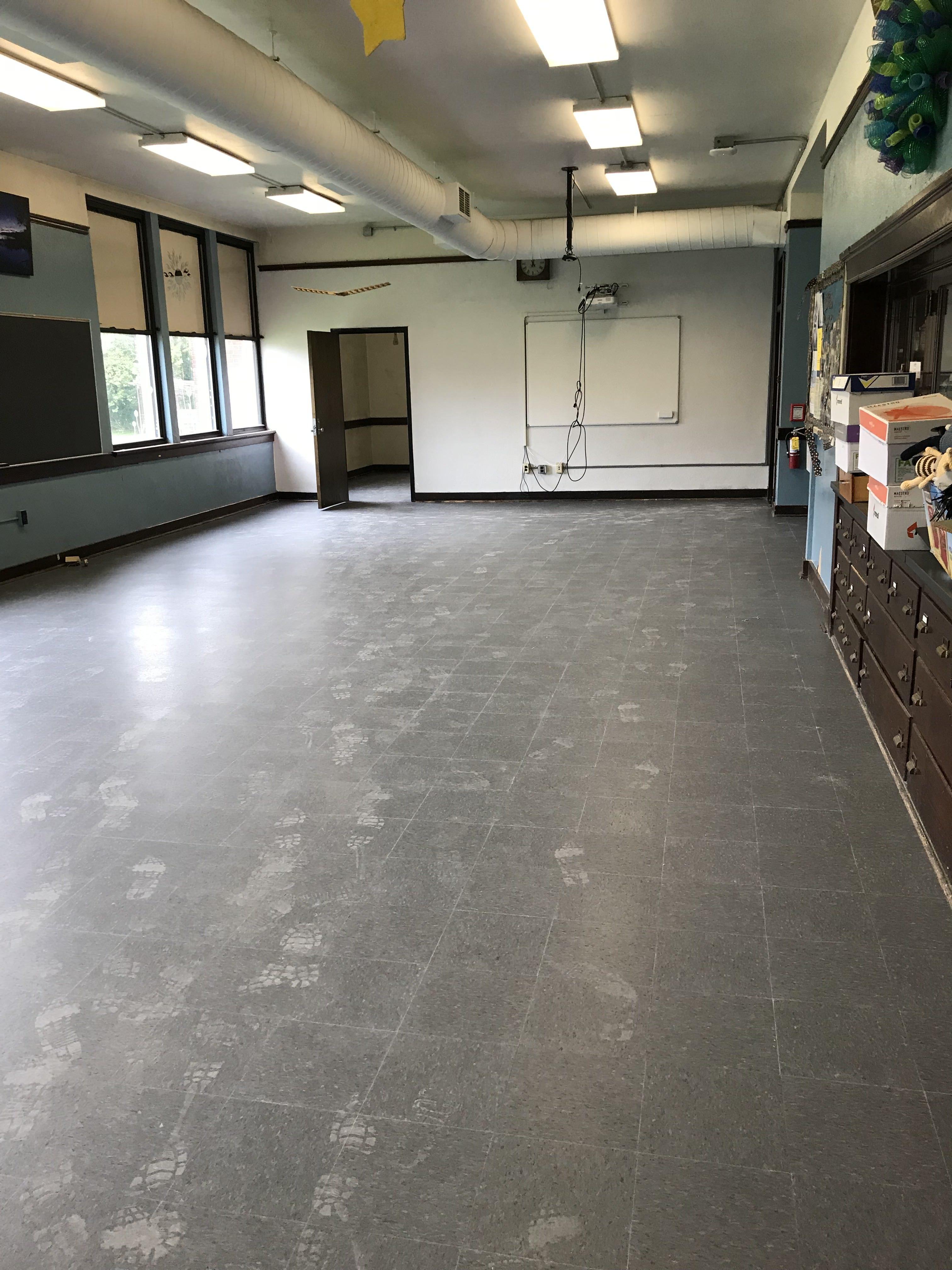 Makerspace Flooring